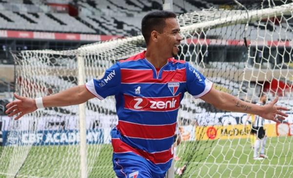 Fortaleza vence Atlético-MG em estreia no Brasileirão