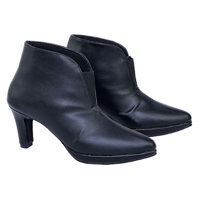 Sepatu Pantofel Boot Wanita Catenzo SS 031