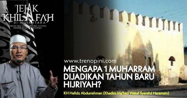 KH Hafidz Abdurrahman (Khadim Ma'had Wakaf Syaraful Haramain)