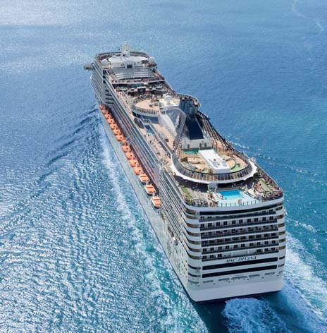 Time Spent At Sea Cruise Blog: MSC Cruises adds all ...