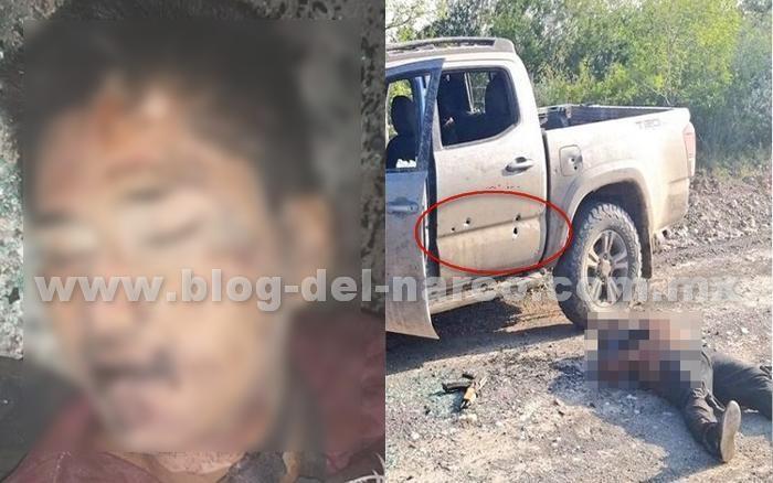 """Alias """"La Princesa"""", no entendió y lo durmieron junto a 4 Sicarios mas en enfrentamiento en San Fernando"""