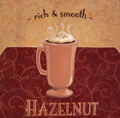 Mangia Mangia ...No Talk!: Hazelnut Coffee Pet Peeve