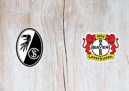 Freiburg vs Bayer Leverkusen -Highlights 29 May 2020
