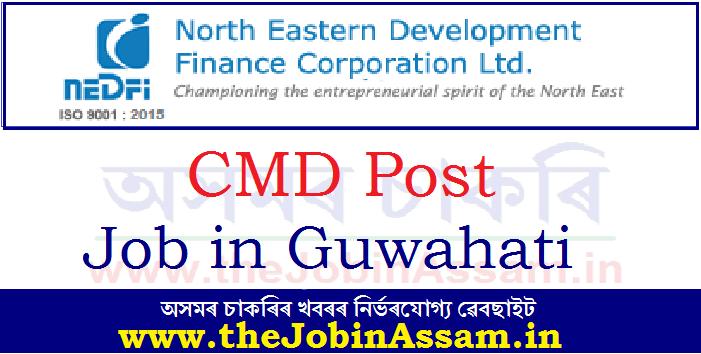 NEDFI Recruitment 2020