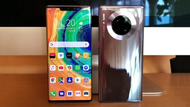 Harga dan Spesifikasi Huawei Mate 30 Pro