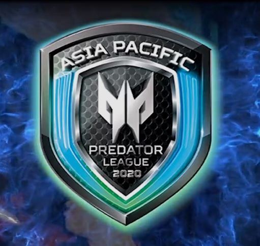 Acer Asia Pacific Predator League 2020