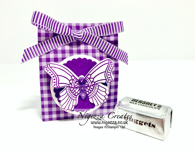 Nigezza Creates with Stampin' up! and Butterfly Gala