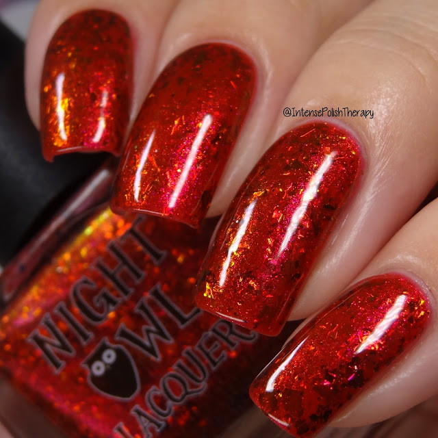 Night Owl Lacquer Burn!