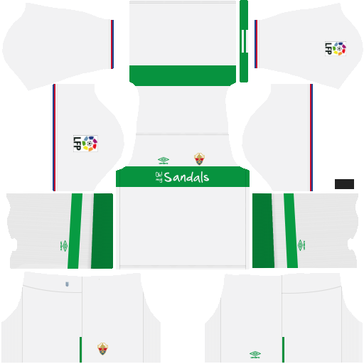 Fts 17 Kits Champions League Elche C F