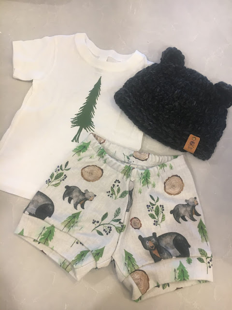 Minnesota Themed Baby Gift