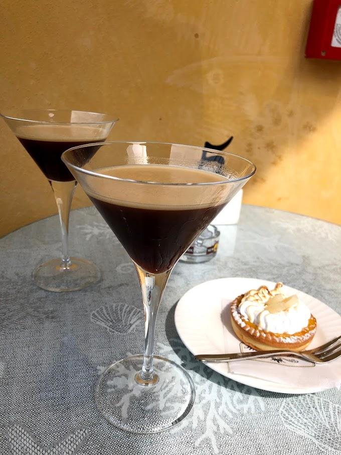 カクテルのようなアイスコーヒー!カフェシェケラートを飲んでみた