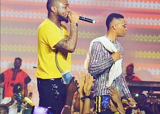 Davido and Wizkid Commonly Showing This 2020 Rival