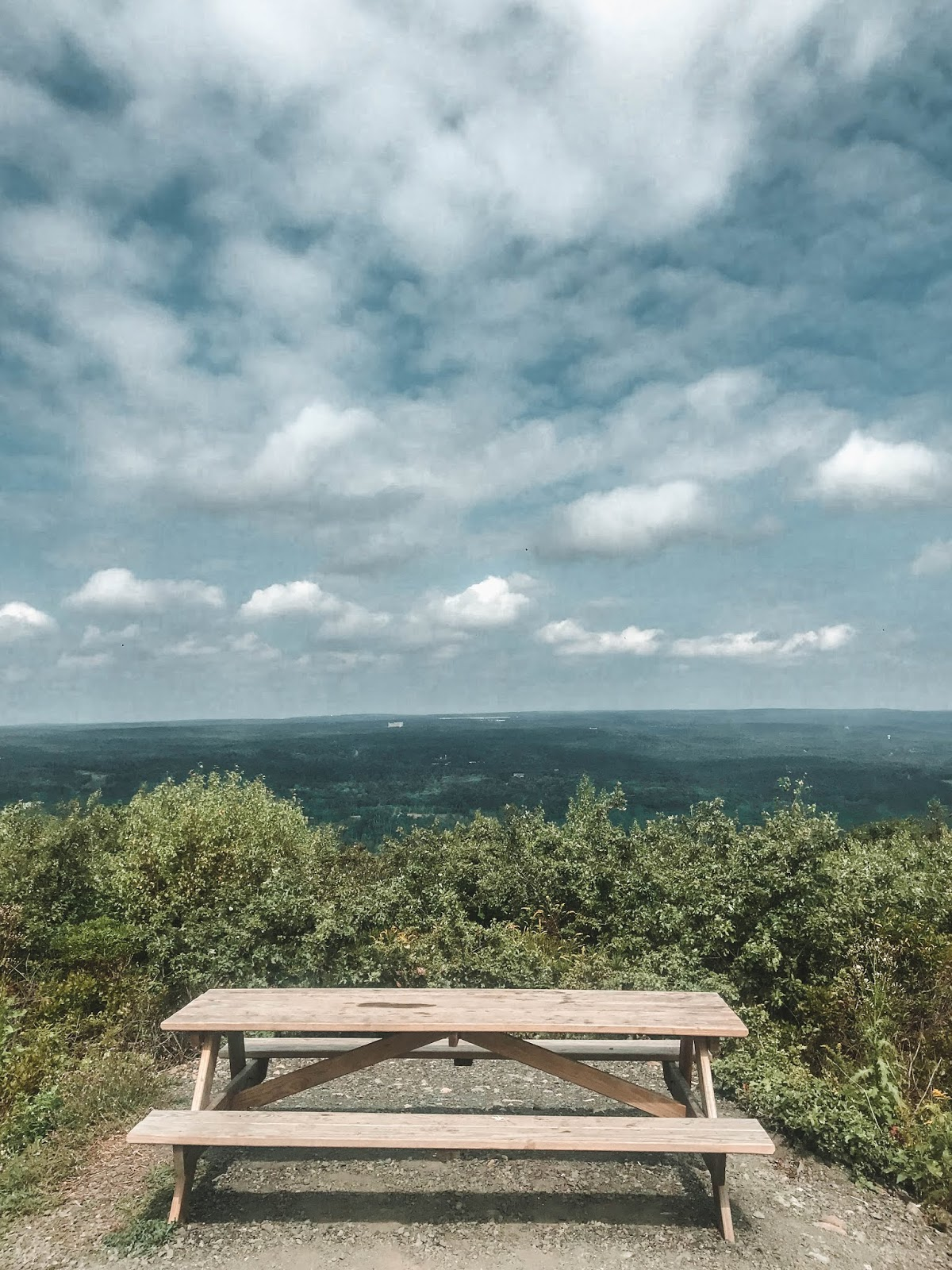 Mt. Pocono State Park.