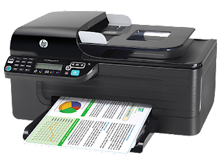 Download Printer Driver HP Officejet 4575