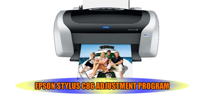 Epson Stylus C86 Printer Adjustment Program
