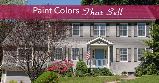 Paint Colors That Sell Homes