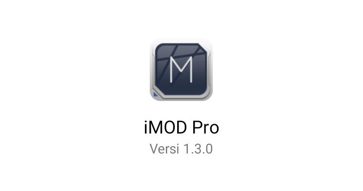 Imod Pro 1 3 0 Nos Channel Blog