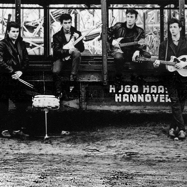 The Beatles dan Hamburg