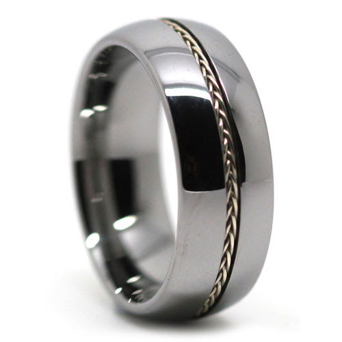 , Style:  5 Tungsten Rings for the Modern Man