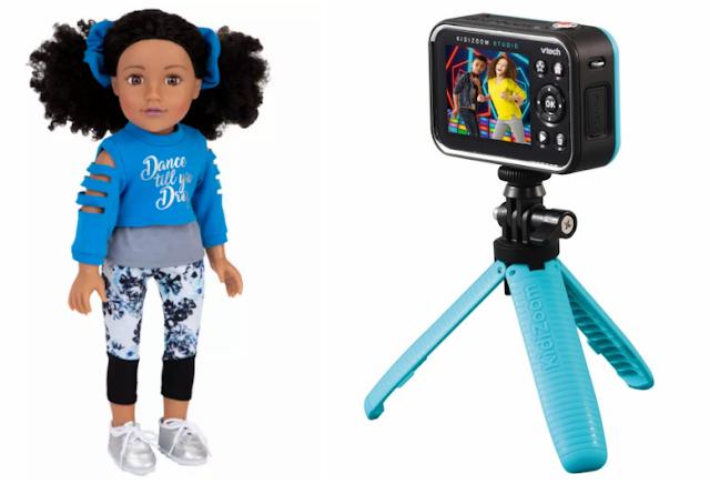 Design a Friend doll and Kiddyzoom studio