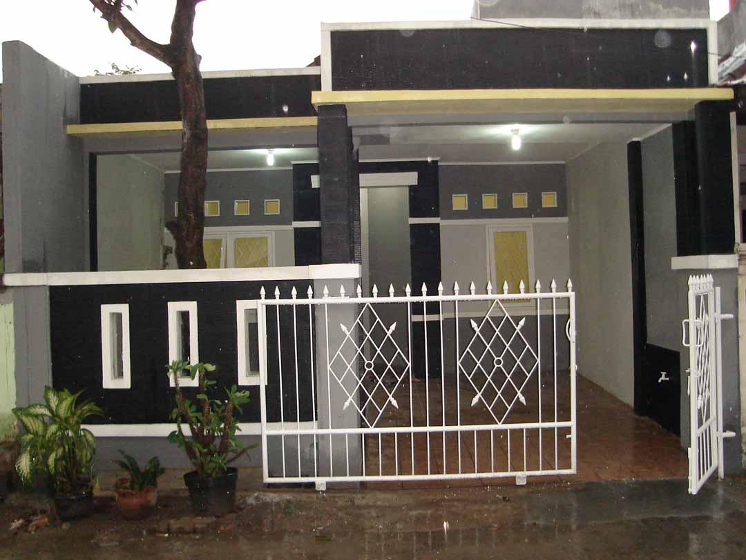 Contoh Aksesoris Pagar Rumah Minimalis Type 45