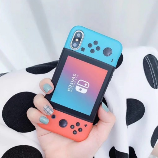 custom case nintendo switch