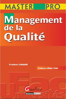 Télécharger Livre Gratuit Management de la qualité pdf