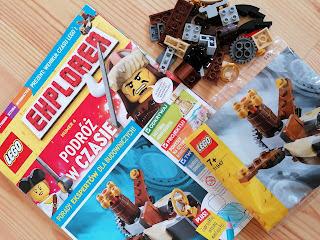 Lego Explorer 6 - gazetka