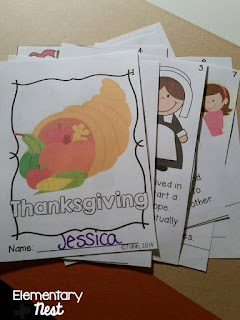 Thanksgiving & November Resources and two FREEBIES to use in November for primary classrooms- fall activities