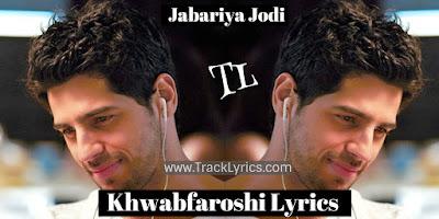 khwabfaroshi-lyrics