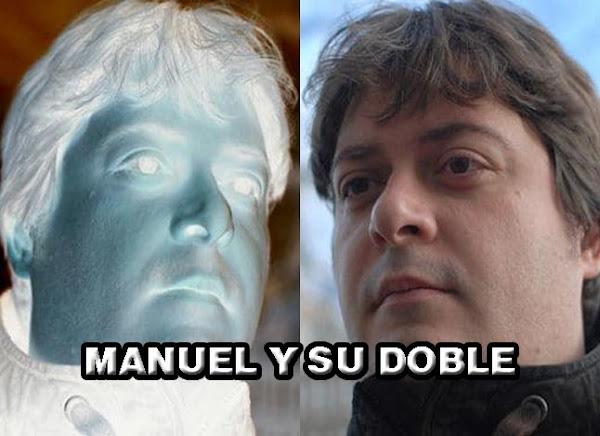 Quién es Manuel y porque todos hablan de su historia con su doble?