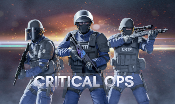 Games Gratis Download Android - Critical OPS