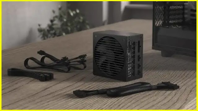 Fractal Ion Gold, New 7-Year Warranty PSUs Announced