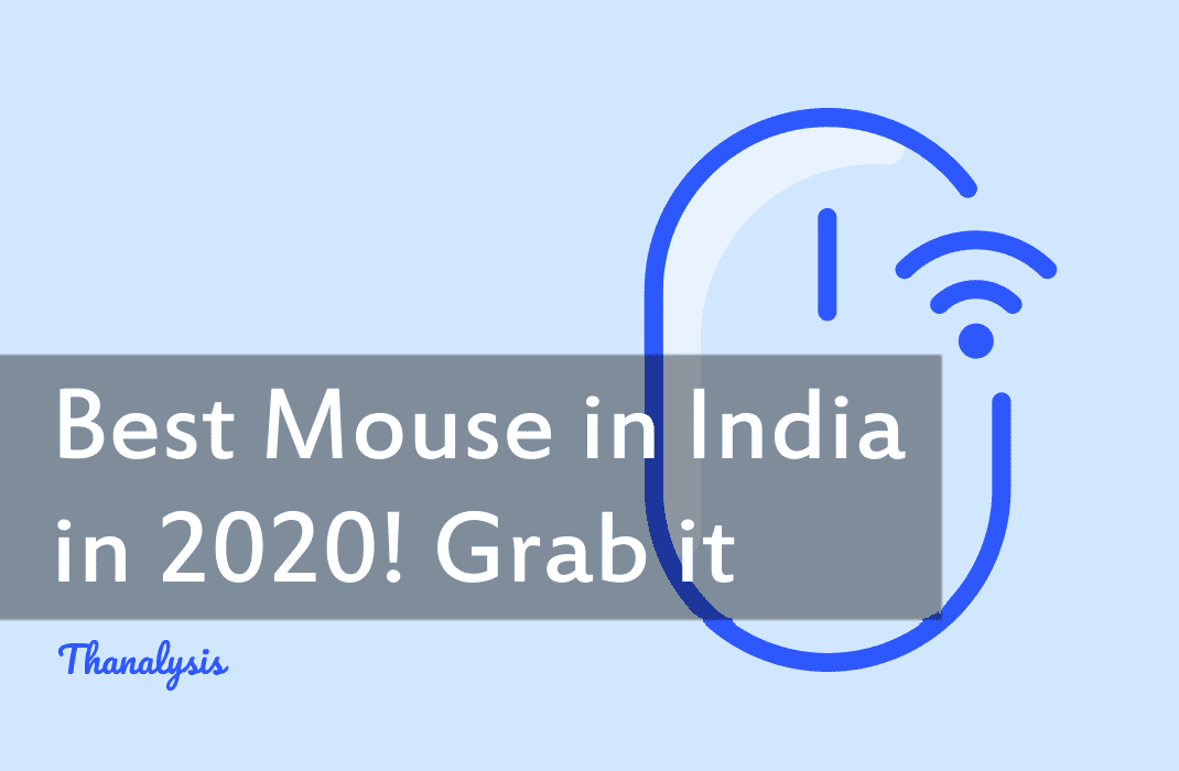 Best Wireless Mouse in India 🇮🇳 that you can buy
