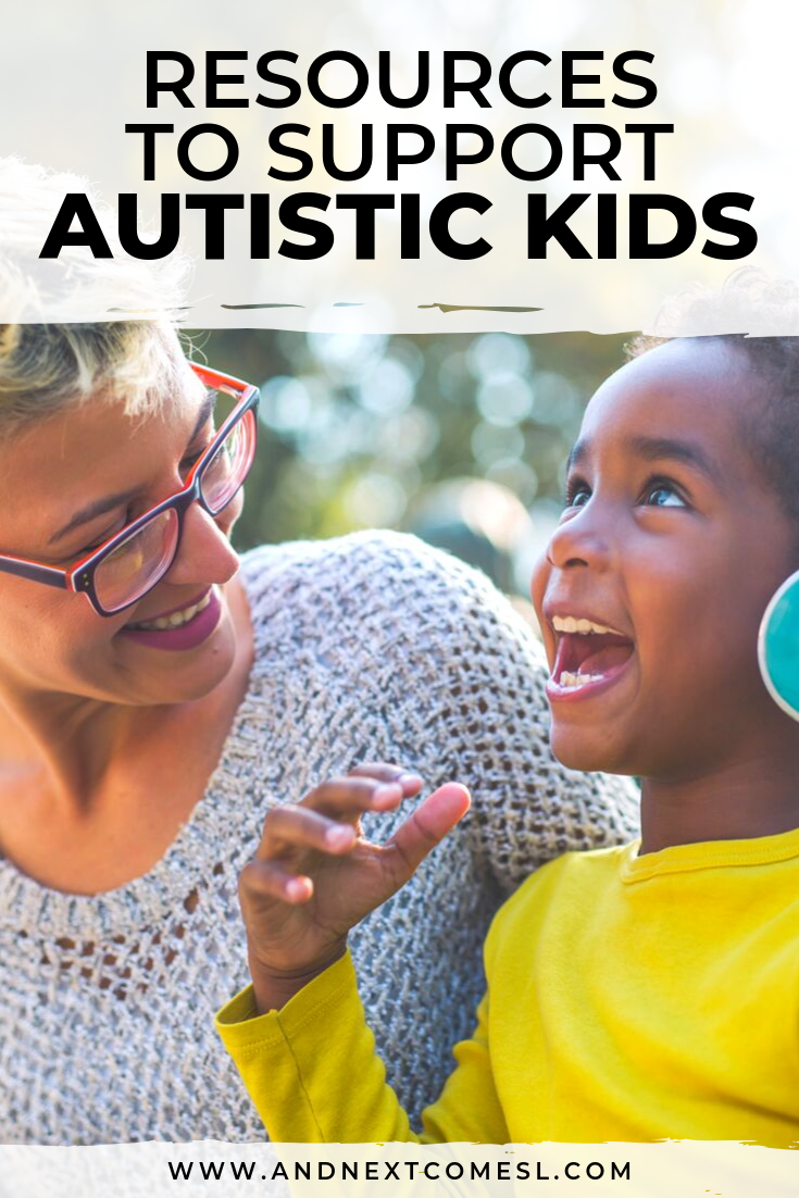 Parenting an autistic child - resources and tools to help