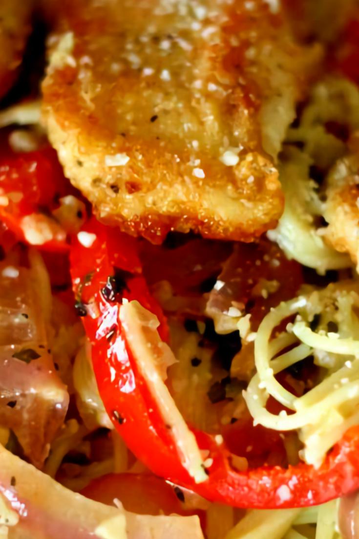 Chicken Scampi Recipe