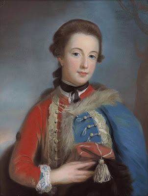 Isabella Stanhope, Later Countess of Sefton, Catherine Read