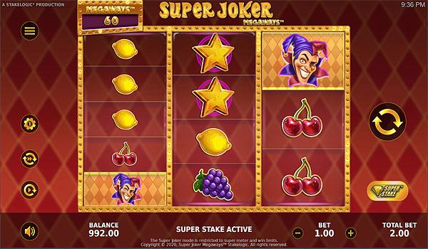 Main Gratis Slot Indonesia - Super Joker Megaways Stakelogic