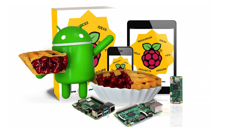 Useful Android Apps for Raspberry Pi
