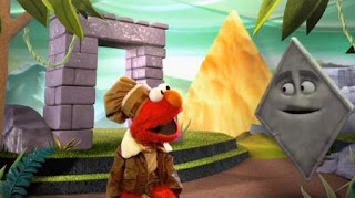 Sesame Street Elmo The Musical Guacamole the Musical