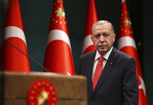 Το θολό μήνυμα του διεθνούς παράγοντα αποθρασύνει τον Ερντογάν