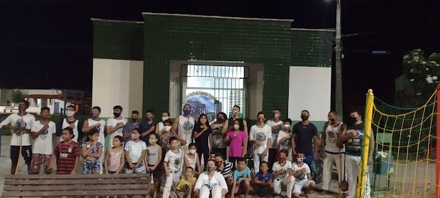 Prefeitura de Parnaíba prioriza atividades esportivas na Ilha Grande de Santa Isabel