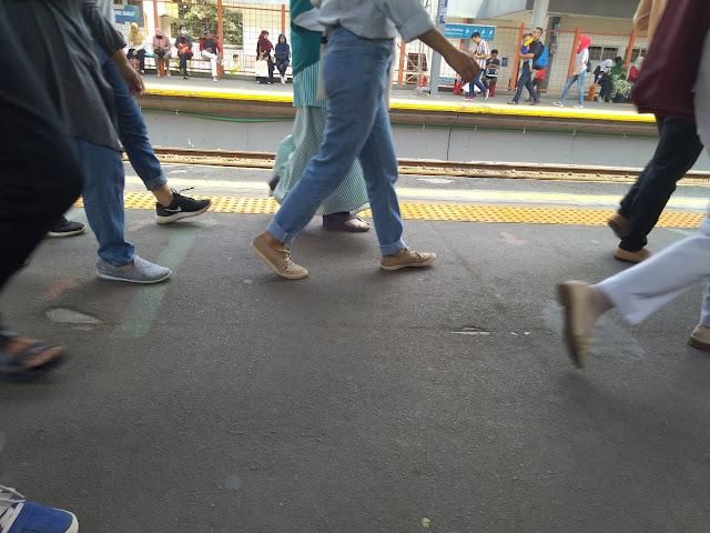 Manfaat jalan kaki