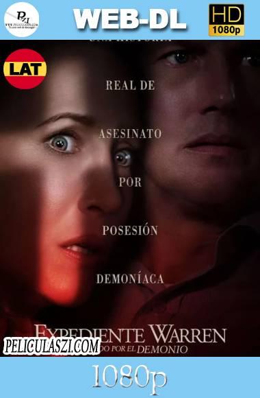 El Conjuro 3 El diablo me Obligó a Hacerlo (2021) HD WEB-DL 1080p Dual-Latino