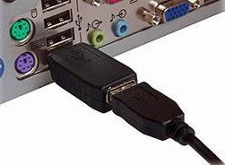 Hardware keylogger