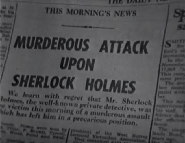 I Hear of Sherlock Everywhere: January 1, 2020: Three Sherlock Holmes Stories Enter the Public Domain