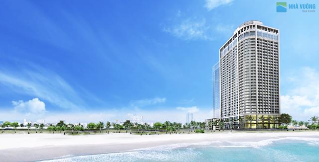 Phối cảnh dự án Alphanam Luxury Apartment Đà Nẵng