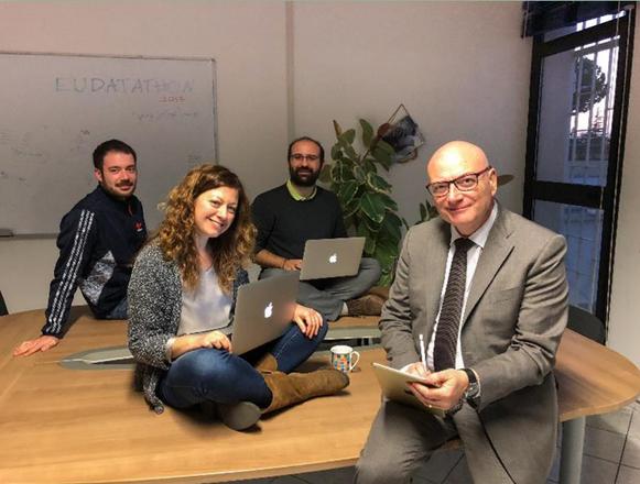 Buongiornolink - Sbarca tra top Ue la nuova app italiana per trovare lavoro