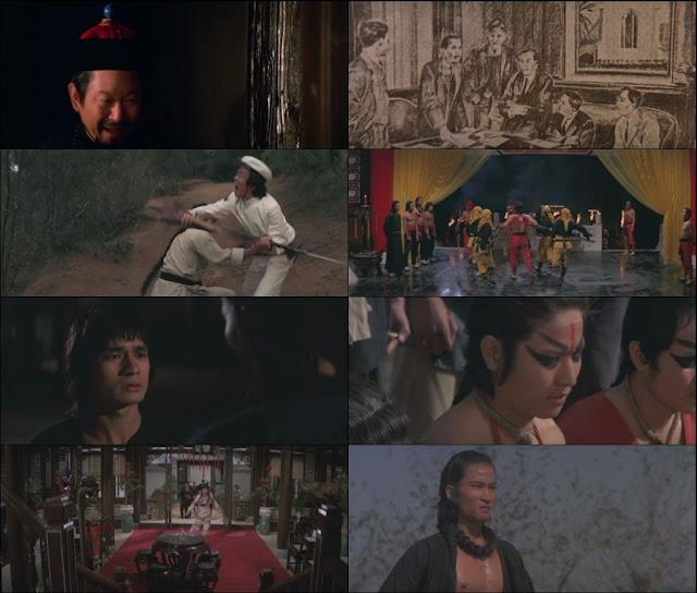 Boxer Rebellion 1976 Dual Audio 720p BluRay