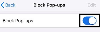 How To Enable Pop-Up Blocker in Google Chrome on Your Smartphone